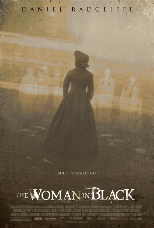 The Woman in Black: uno dei poster ufficiali del film