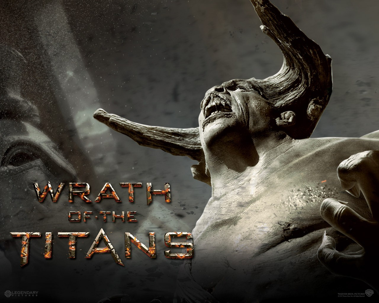 Wrath of the Titans: uno degli wallpaper del film