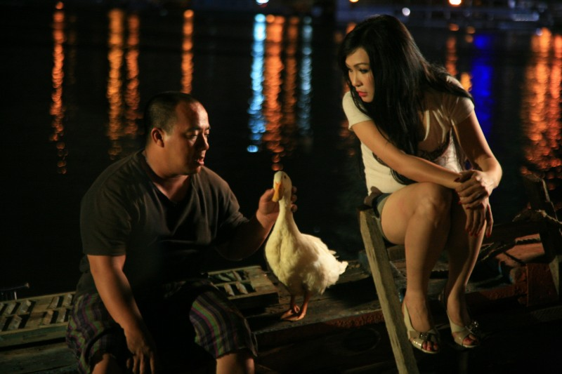 Hieu Hien con Phuang-Than in Lost in Paradise
