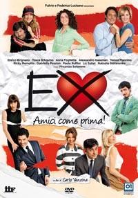 La copertina di Ex: Amici come prima! (dvd)