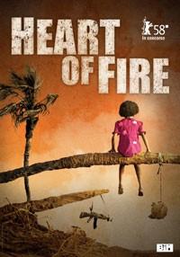 La copertina di Heart of fire (dvd)