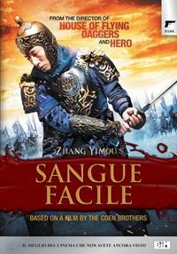 La copertina di Sangue facile (dvd)