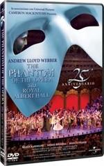 La copertina di The Phantom of the Opera alla Royal Albert Hall - 25° Anniversario (dvd)