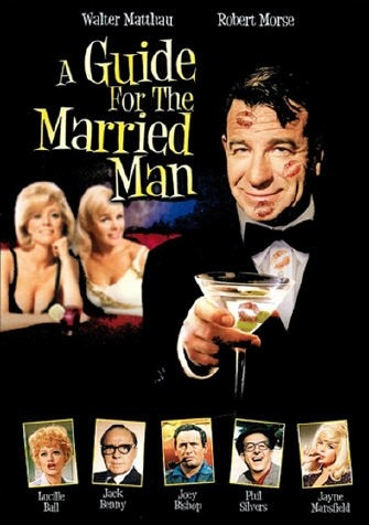 Una guida per l'uomo sposato: la locandina del film