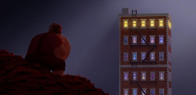 Wreck-It Ralph: ecco la prima immagine del Bad Guy protagonista della pellicola Disney