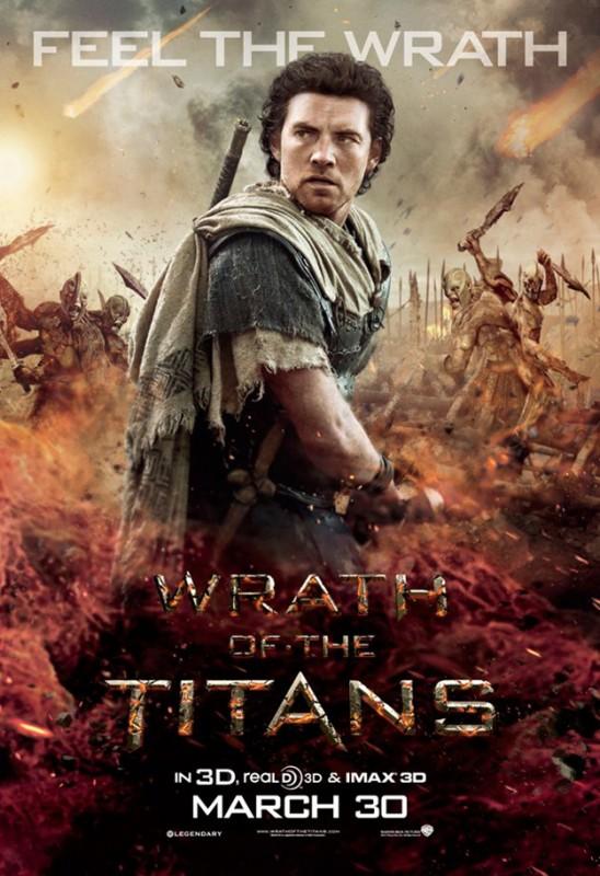 La furia dei titani: ecco il character poster di Sam Worthington
