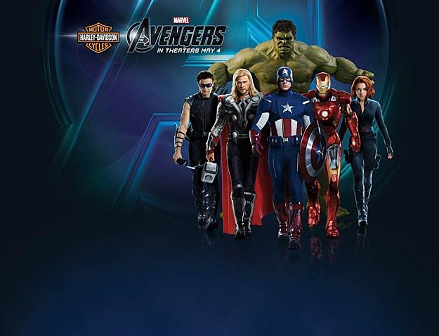 The Avenger: una nuova immagine promozionale targata Marvel e Harley-Davidson