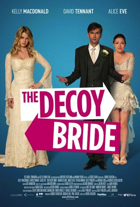The Decoy Bride: locandina inglese