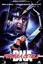 La copertina di DNA - Formula letale (dvd)