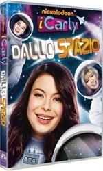 La copertina di iCarly dallo spazio (dvd)