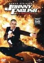 La copertina di Johnny English - La rinascita (dvd)