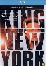La copertina di King of New York (blu-ray)