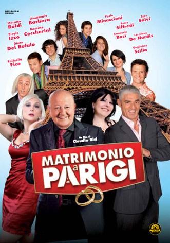 La copertina di Matrimonio a Parigi (dvd)