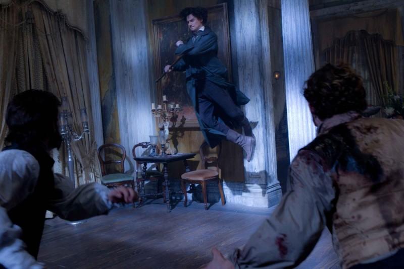 La leggenda del cacciatore di vampiri: una scena del film