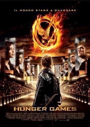 The Hunger Games: la locandina italiana