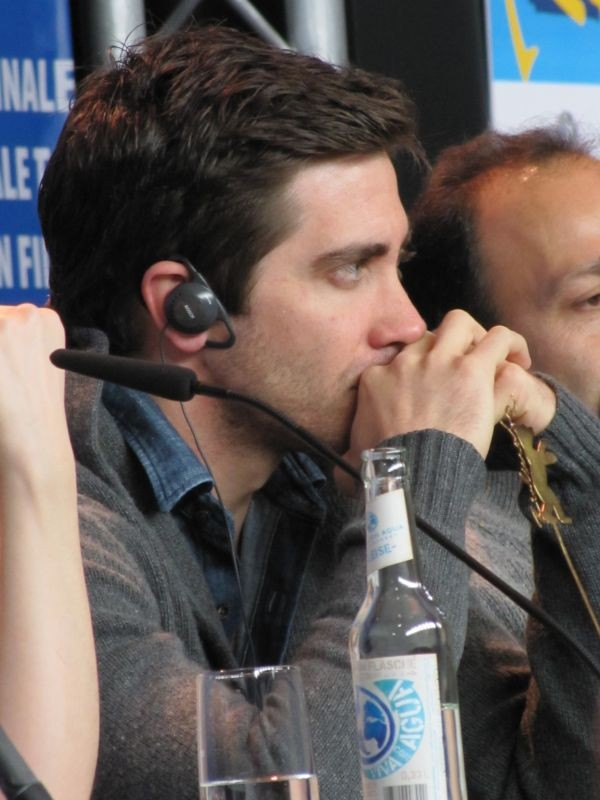 Berlinale 2012: Jake Gyllenhaal alla conferenza stampa della giuria