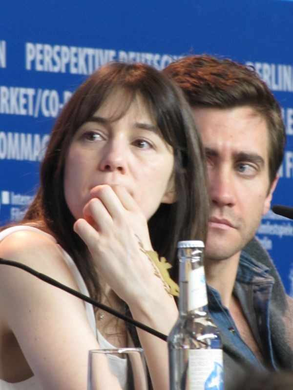 Berlinale 2012: Jake Gyllenhaal con Charlotte Gainsbourg