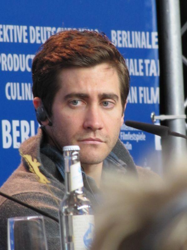 Berlinale 2012: Jake Gyllenhaal durante la conferenza stampa della giuria