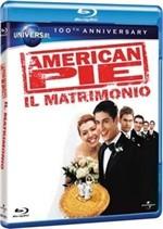 La copertina di American Pie - Il matrimonio (blu-ray)