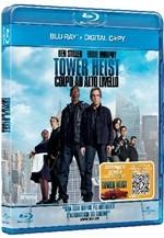 La copertina di Tower Heist: Colpo ad alto livello (blu-ray)