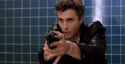 William Petersen nel film Vivere e morire a Los Angeles