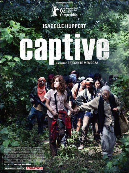 Captive: il poster internazionale del film