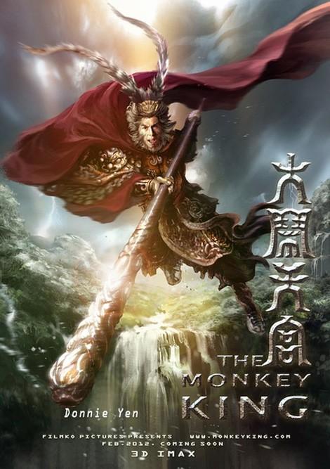 The Monkey King - Uproar in Heaven 3D: ecco la locandina