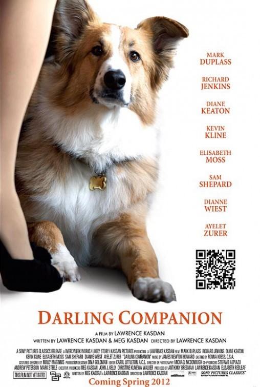 Darling Companion: la locandina del film