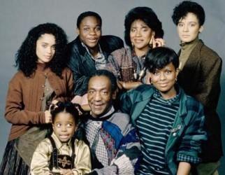 Il cast della serie I Robinson