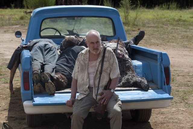 The Walking Dead: Jeffrey DeMunn in una scena dell'episodio Nebraska
