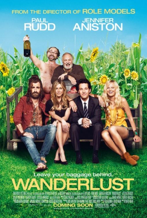 Wanderlust: nuovo poster USA