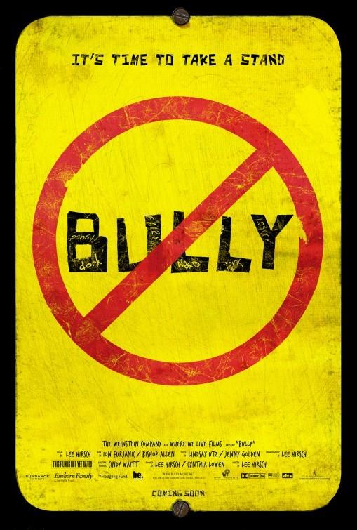 Bully: la locandina del film
