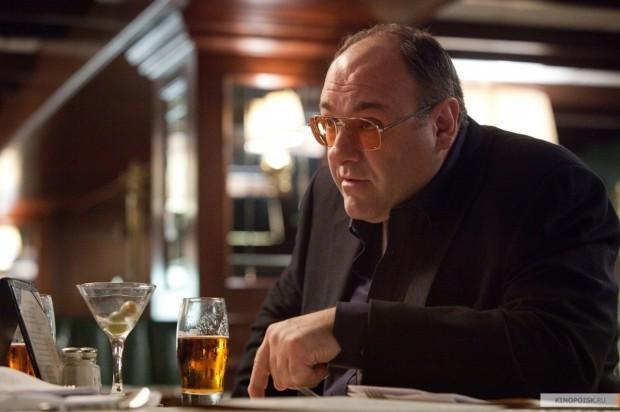 James Gandolfini in una scena di Cogan's Trade