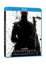 La copertina di Anonymous (blu-ray)