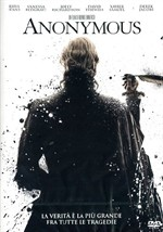 La copertina di Anonymous (dvd)