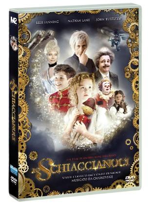 La copertina di Lo schiaccianoci (dvd)