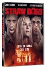 La copertina di Straw Dogs (dvd)