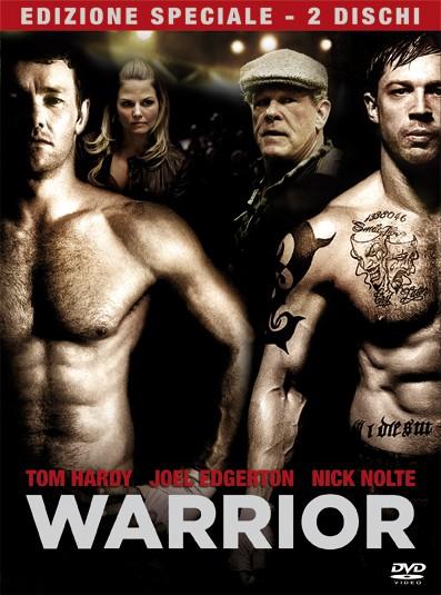 La copertina di Warrior - Edizione speciale (dvd)
