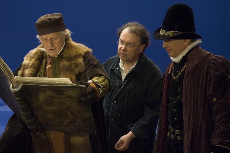 I colori della passione: Rutger Hauer, Lech Majewski e Michael York sul set del film