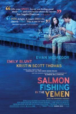 Salmon Fishing in the Yemen: ecco la locandina