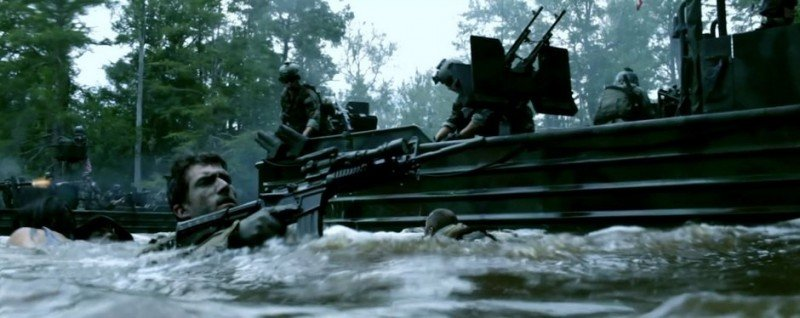 Act of Valor, una drammatica immagine del film