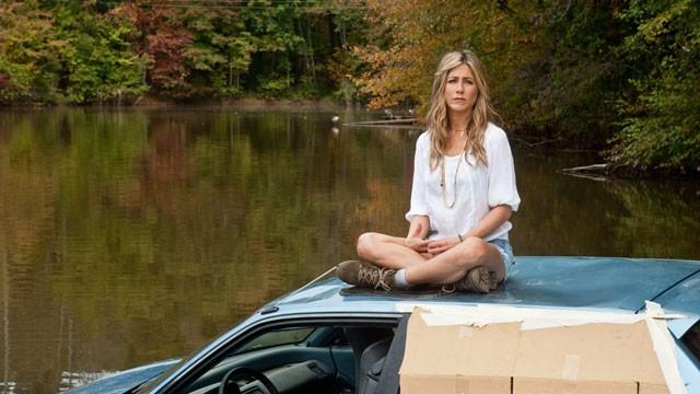 Jennifer Aniston in Wanderlust, del 2012