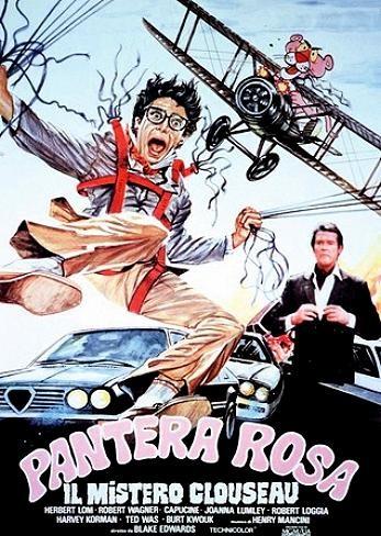 La Pantera Rosa - Il mistero Clouseau (1983) locandina del film