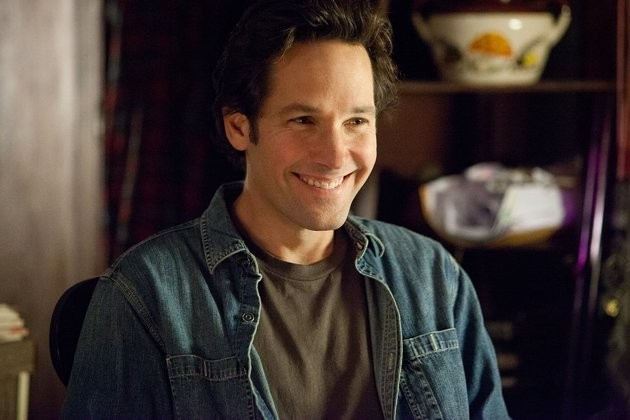 Paul Rudd in Nudi e Felici (Wanderlust, 2012)