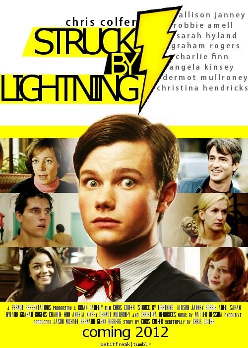 Struck by Lightning: la locandina del film