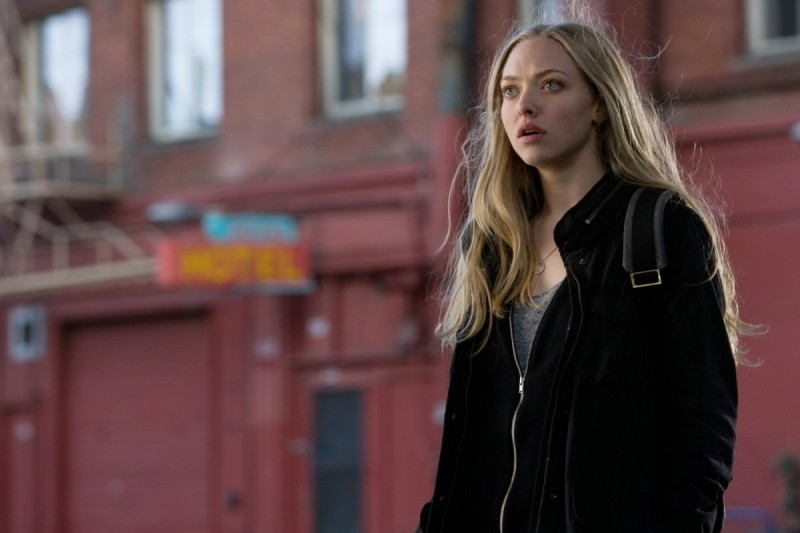 Amanda Seyfried in una scena di Gone (2012)