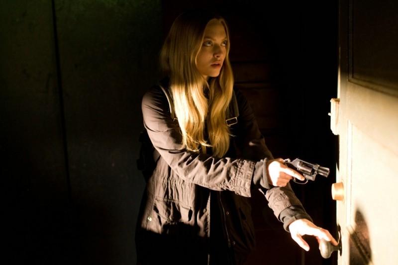 Amanda Seyfried in una sequenza di Gone (2012)