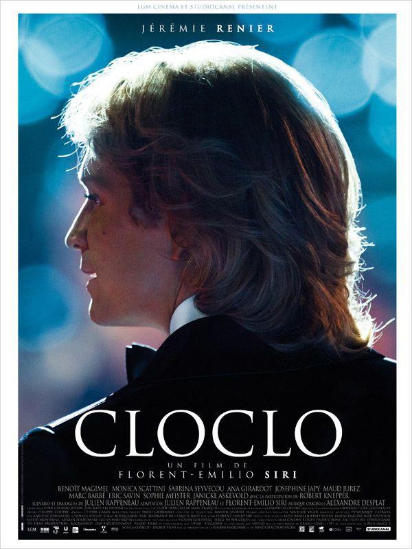Cloclo: la locandina del film