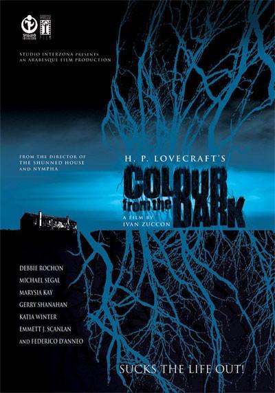 Colour from the Dark: una nuova locandina del film