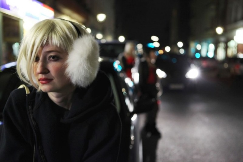 Glück: Alba Rohrwacher interpreta una prostituta nel film di Doris Dorrie